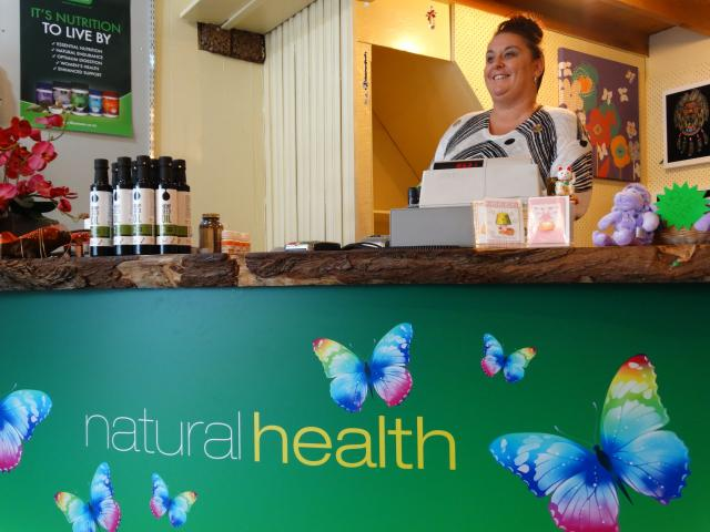 Natural Health owner Susanne Black has decided to close her lower Thames St business as a result...