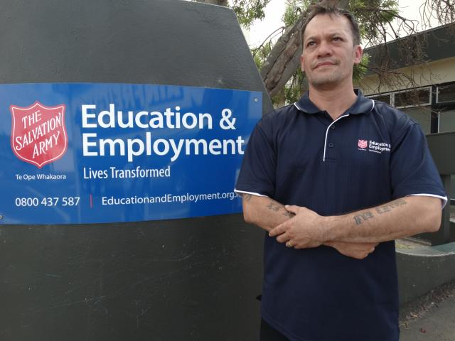 Oamaru Salvation Army employment and education centre manager Joseph Cropley ponders the future...