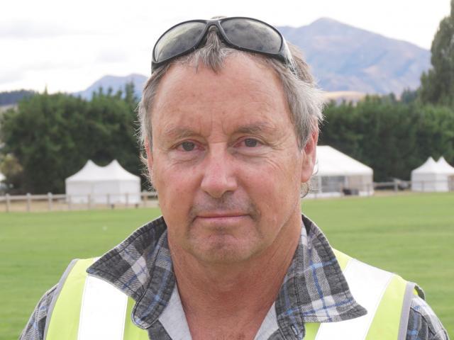 Geoff Dickey