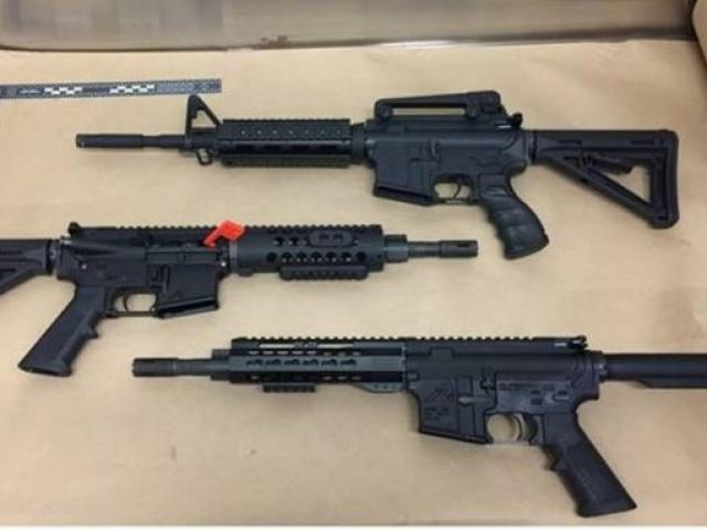 The Arms Amendment Bill was the focus for MPs today. Photo: Supplied/NZ Police
