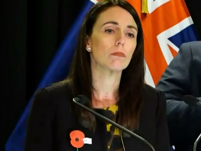 Prime Minister Jacinda Ardern announced the rejection of a capital gains tax. Photo: NZME.