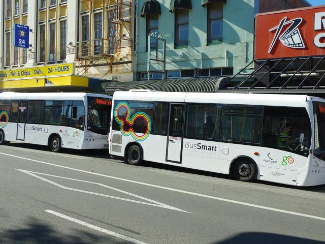 Fewer people than ever before are utilising Invercargill's municipal bus service. The buses are...