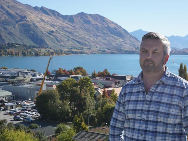 A group of Wanaka residents, including Mark Sinclair (pictured), are organising for those most...