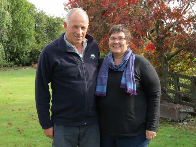 Gray and Robyn Pannett are looking forward to hosting their 40th annual Limehills Hereford stud...