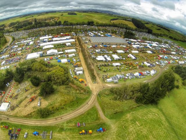 Southern Field Days, in Waimumu, is one of the biggest field days in the country and is only...