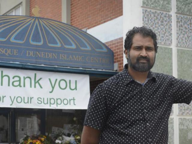 Otago Muslim Association chairman Mohammed Rizwan. Photo: Gerard O'Brien