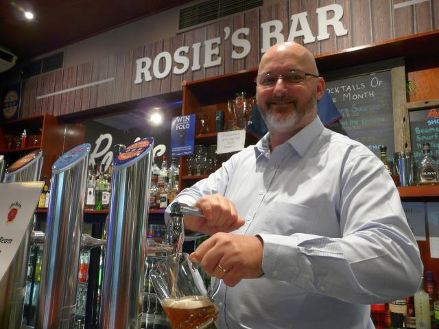 New Clutha Licensing Trust general manager Mike Curtis wants to turn fortunes around in its six...