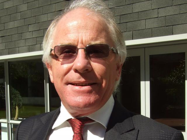 Warwick Goldsmith.