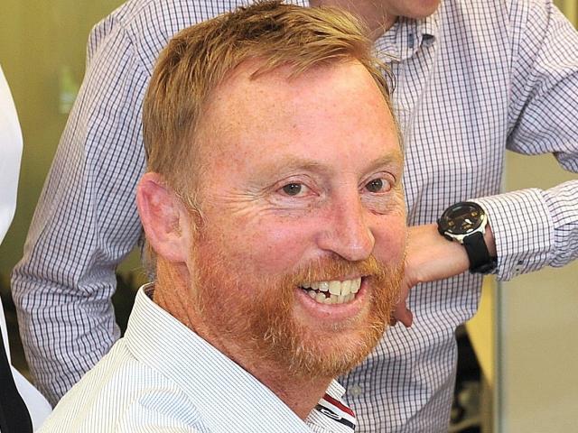 Peter McIntyre.