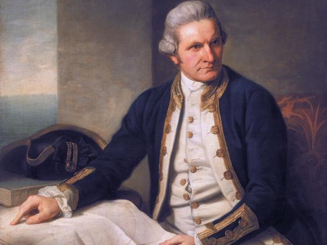 Captain James Cook. Photo: ODT files