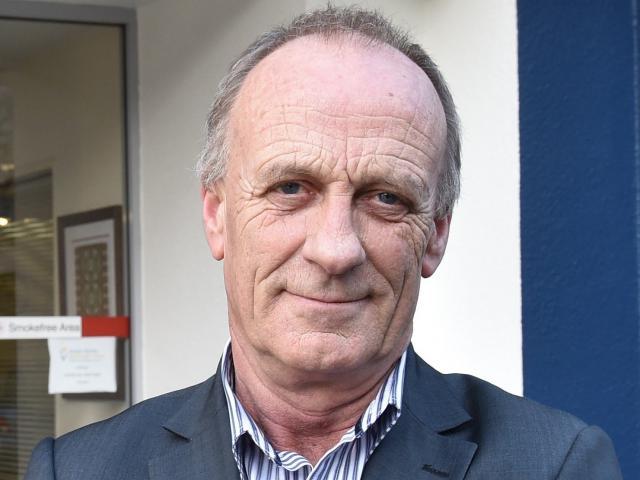 Mike Kernaghan.