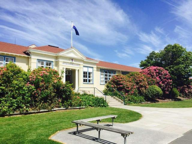 The boy was enrolled at South Otago High School. PHOTO: SOUTH OTAGO HIGH SCHOOL