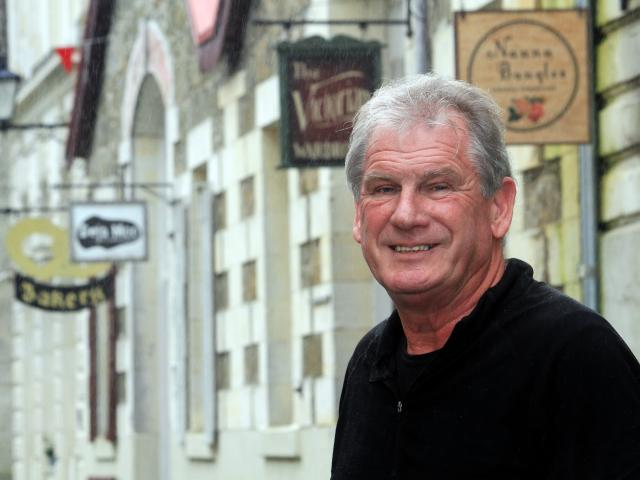 Graeme (Clarkie) Clark has been involved in heritage projects in Oamaru since 1990 and has now...