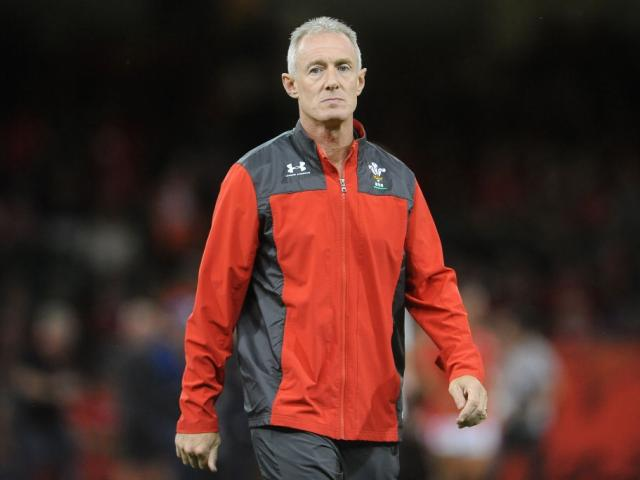 Rob Howley. Photo: Getty Images