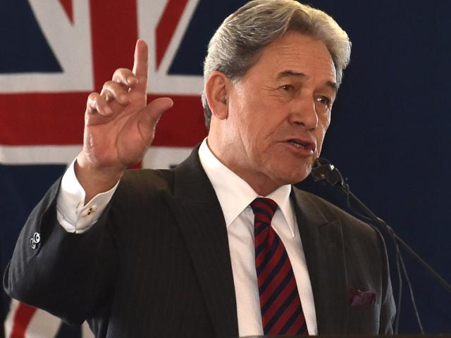 Corporate New Zealand is under scrutiny by New Zealand First leader Winston Peters. Photo: Peter...
