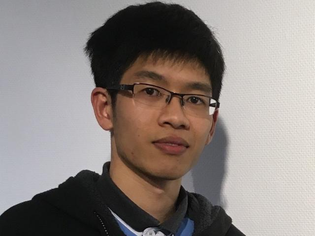 Gavin Chai, of Auckland