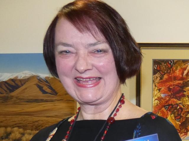 Dorothy Piper, of Alexandra