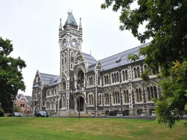 Historic icon ...The University of Otago clocktower building. PHOTO: ODT FILES