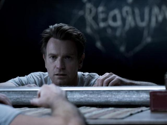 Ewan McGregor as Danny Torrance in the supernatural thriller Doctor Sleep.