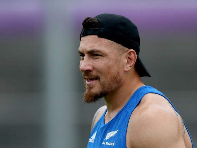 Sonny Bill Williams. Photo: Getty