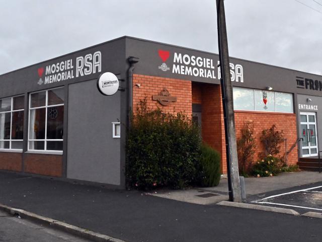 The Mosgiel Memorial RSA building in Church St, Mosgiel. PHOTO: ODT FILES
