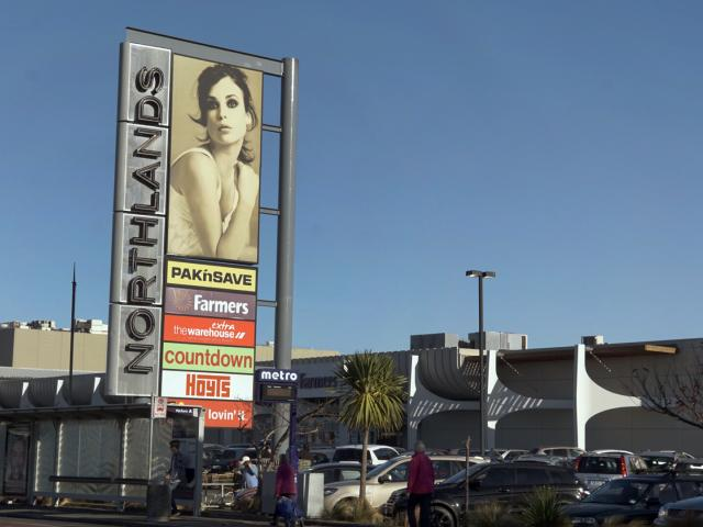 Northland Shopping Centre was closed for about 50 minutes due to a power outage. Photo: File.