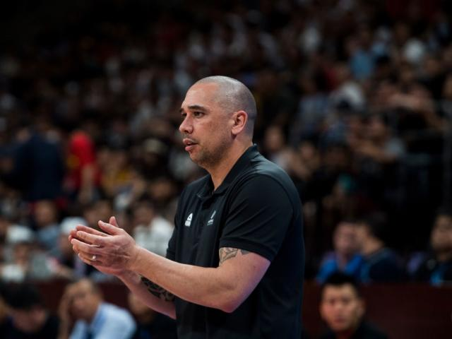 Paul Henare is set to leave his post as Tall Blacks head coach. Photo: Getty Images