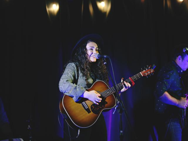 Southland singer-songwriter Jenny Mitchell has been nominated for an esteemed country music award...