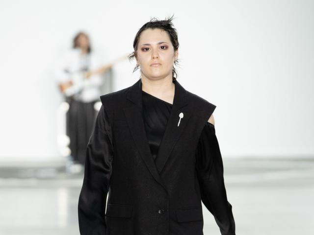 From Art School's London Fashion Week collection. Photo: Supplied