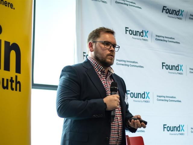 Southland sports tech entrepreneur Ben Tattersfield, now living in Australia, has worked with...