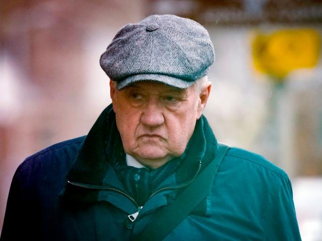 David Duckenfield. Photo: Getty Images