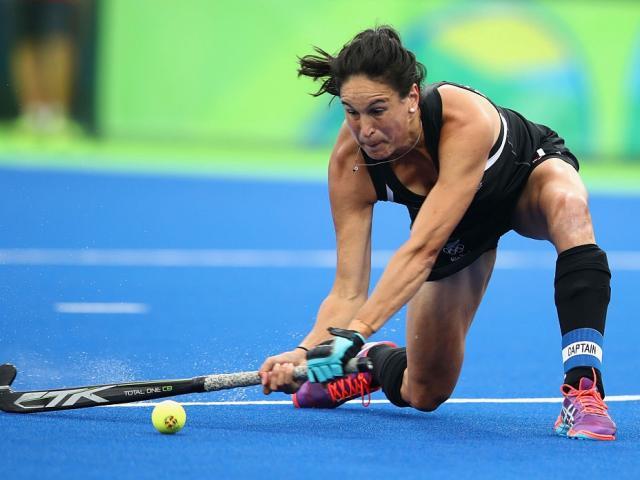 Kayla Whitelock will return to the Black Sticks. Photo: Getty Images