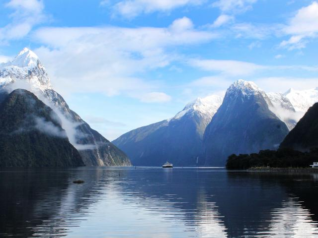 Lonely Planet has included Stewart Island and Milford Sound in its latest guide. PHOTO: LUISA GIRAO