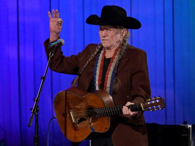 Willie Nelson. Photo: Reuters