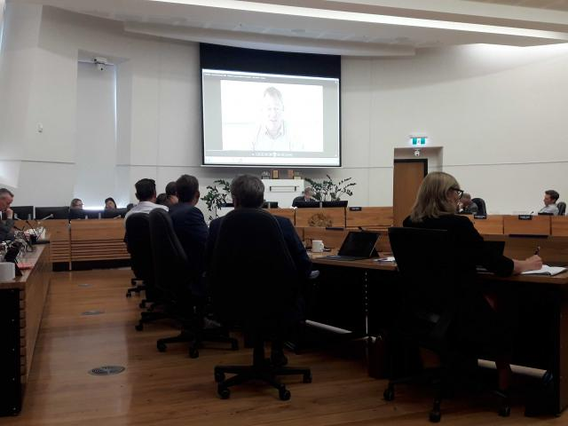 The investment case for the multi-use arena was signed off by the Christchurch City Council on...