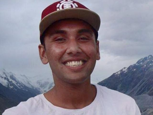 Ravineel Sharma's family do not want his killer to return to Central Otago. Photo: Supplied