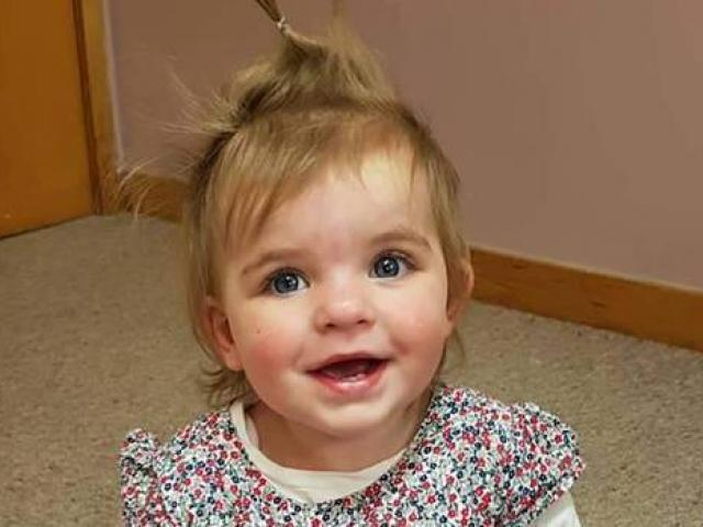 Lilah Hall died after being struck by a vehicle in a driveway on Sunday. Photo: Givealittle