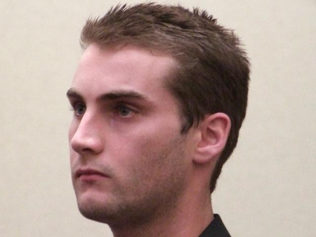 Scott Millar (21) is serving a sentence of three years three months for manslaughter. Photo: Rob Kidd