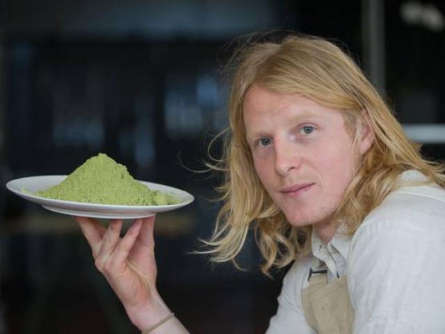 Cameron Simms. Photo: NZ Herald/Chris Loufte