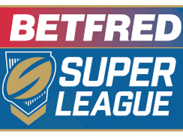 Betfred sponsors Super League. Image: Supplied