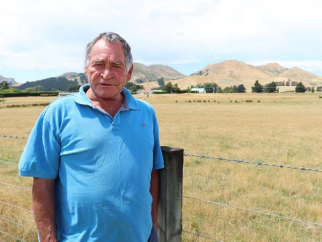 Ward resident Gordy Cain supports Kaikōura residents trying to join Marlborough, but warns small...