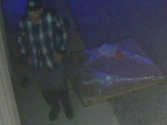 Johnson Gluyas Tractors is seeking the community's help to identify a man captured on CCTV...