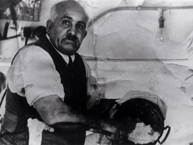 Sali Mahomet, Icecream Charlie (c.1866-1943). Photo: Supplied