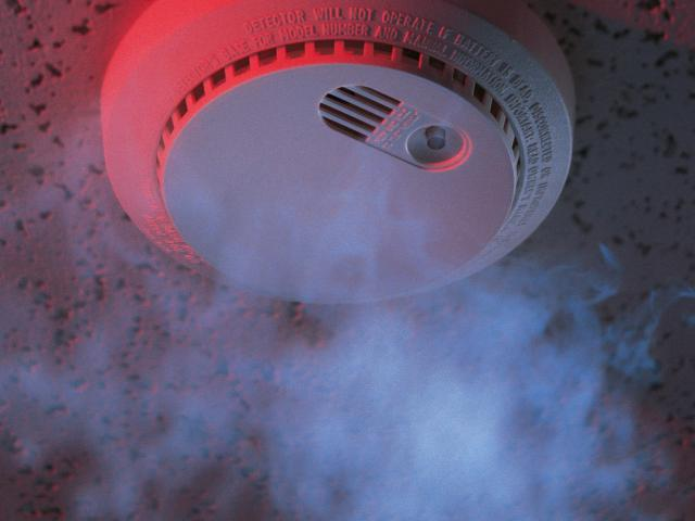 Tenants should not remove smoke alarms, and were responsible for replacing dead batteries. Photo: Getty Images
