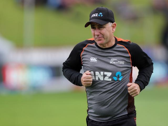 New Zealand cricket coach Gary Stead. Photo: Reuters
