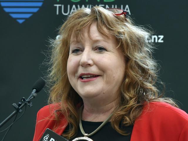 Dunedin South MP Clare Curran. Photo: ODT