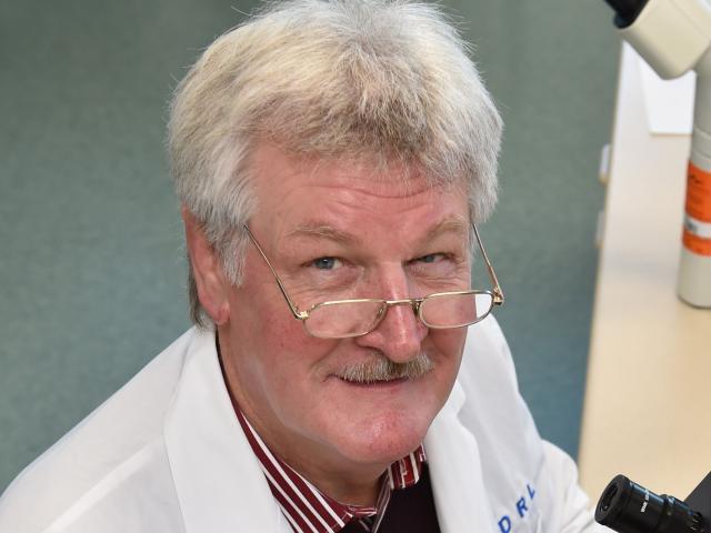 Emeritus Prof Frank Griffin