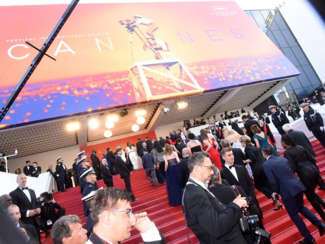 The Cannes Film Festival is the world's largest. Photo: Getty Images