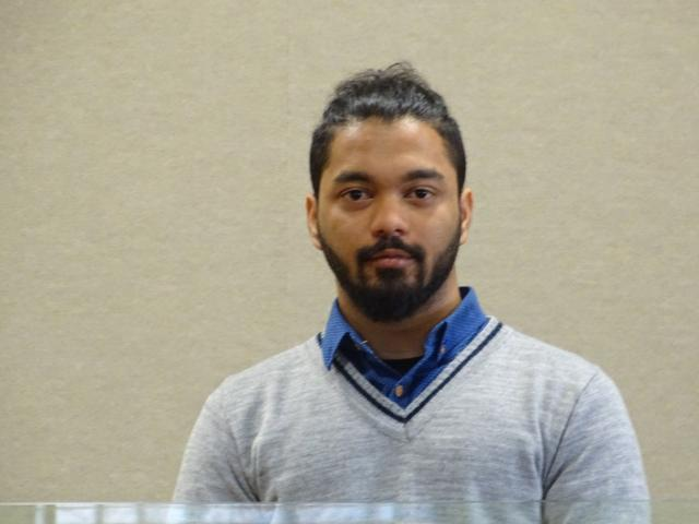 Sahil Shetty (26) will be deported to India once his prison term ends. PHOTO: ODT FILES