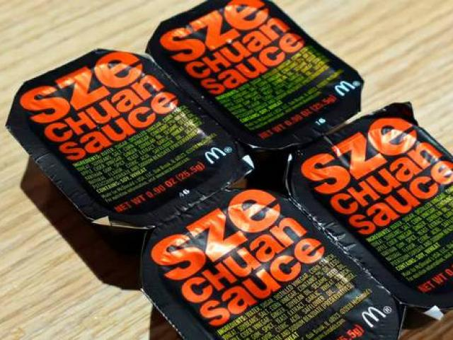 The sauce, what was originally released to promote Disley's Mulan 1998, will be hitting McDonald...